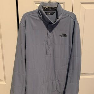 The North Face Men's Button-Up Pullover Shirt